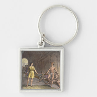 A Canadian Indian marriage ceremony, from 'Le Cost Key Chains
