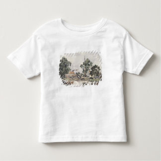 A Canal in The Hague, 1868 Toddler T-shirt