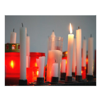 A Candle for Peace Flyer