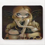 """""""A Candle in the Dark"""" Mousepad"""