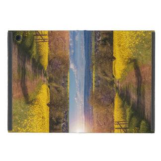 A canola field in spring iPad mini case