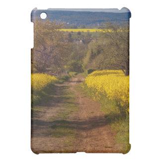 A canola field in spring iPad mini cover
