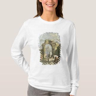 A Capriccio - Ruins, 18th century T-Shirt