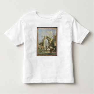 A Capriccio - Ruins, 18th century Toddler T-shirt