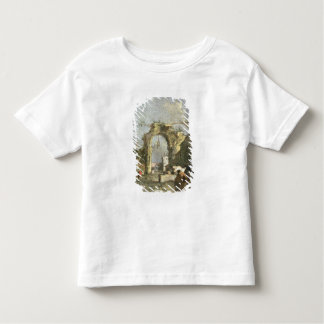 A Capriccio - Ruins, 18th century Toddler T-shirt