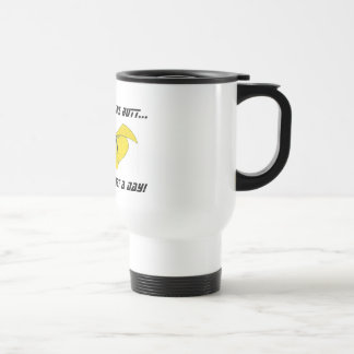 A Captain Cure Morning Travel Mug