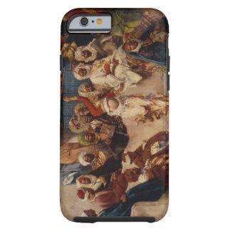 A Captive Audience, 1883 (oil on canvas) Tough iPhone 6 Case