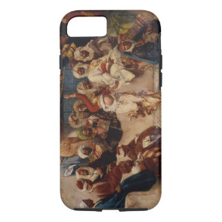A Captive Audience, 1883 (oil on canvas) iPhone 7 Case