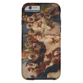 A Captive Audience, 1883 (oil on canvas) Tough iPhone 6 Case