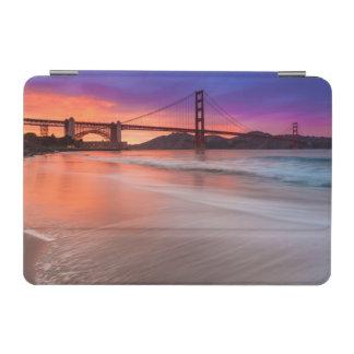 A capture of San Francisco s Golden Gate Bridge iPad Mini Cover