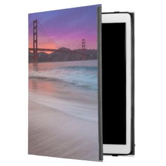 A capture of San Francisco's Golden Gate Bridge iPad Pro Case