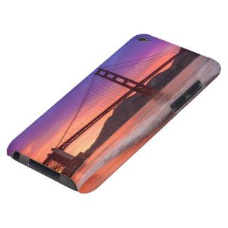 A capture of San Francisco's Golden Gate Bridge iPod Touch Case