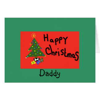 A card for Daddy