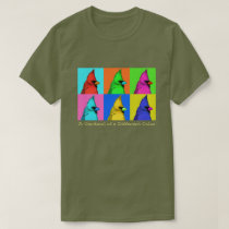 A Cardinal of a Different Color T-Shirt