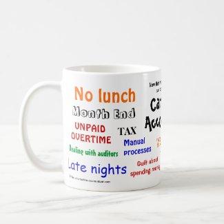 cpa exam pass mug