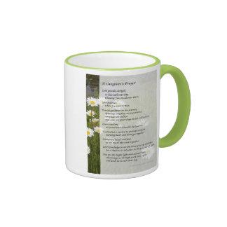 A Caregiver's Prayer - Mug