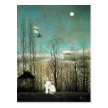 A Carnival Evening, Henri Rousseau Postcards