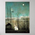 A Carnival Evening, Henri Rousseau Posters
