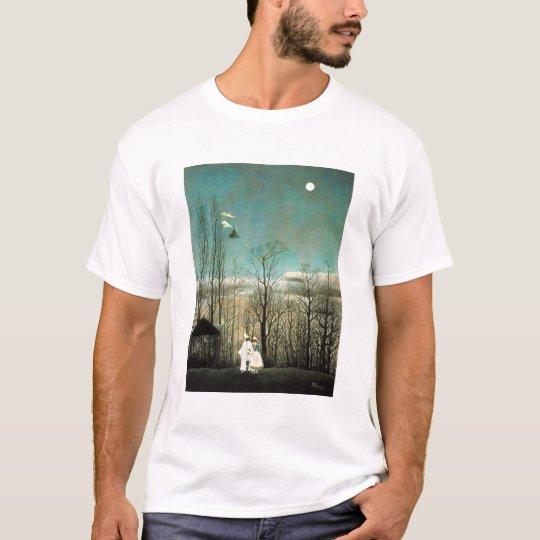 A Carnival Evening, Henri Rousseau T-Shirt