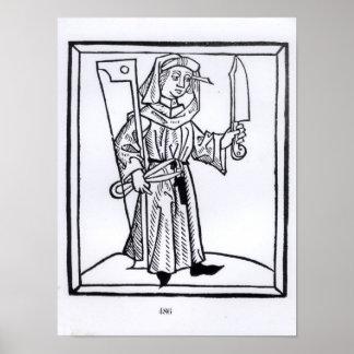 A Carpenter Poster