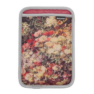 A Cart of Flowers iPad Mini Sleeve