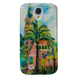 A case in Gaudi style Galaxy S4 Cover