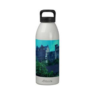 A Castle Drinking Bottle