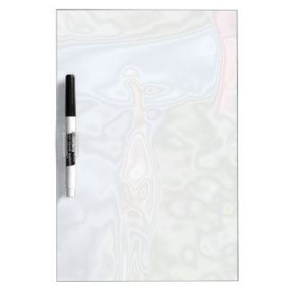 A cat abstract pattern dry erase board