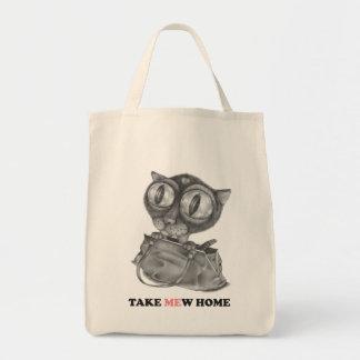 A Cat in a Bag