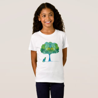 A cat under a tree T-Shirt