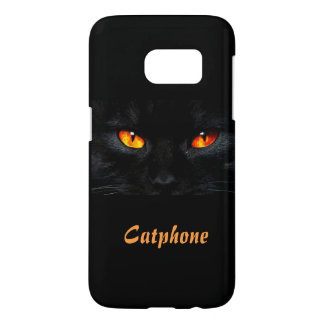 A Cat Without a Grin Samsung Galaxy S7 Case