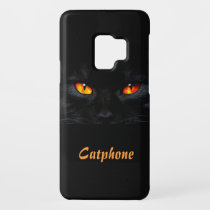 A Cat Without a Grin Samsung Galaxy S9 Case