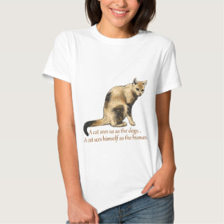 A Cat's Perceptions T-Shirt