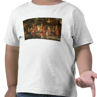 A Cavalcade in the Winter Riding School Shirt