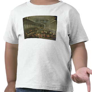 A Cavalcade in the Winter Riding School T Shirt