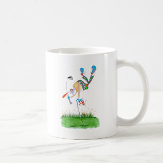 a celebration - golf, tony fernandes coffee mug