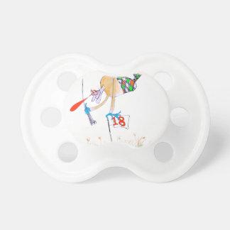a celebration - golf, tony fernandes baby pacifier