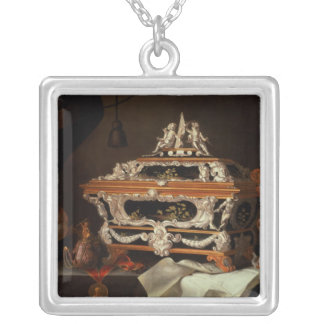 A Celebration of the Goldsmith's Art Silver Plated Necklace
