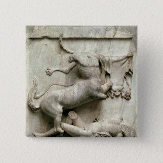 A Centaur triumphing over a Lapith Button