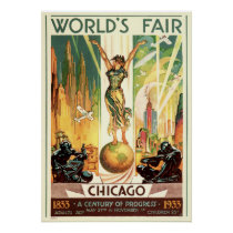 A Century of Progress - 1933 Chicago World's Fair