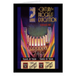 A Century Of Progress Exposition Chicago 1933 Greeting Cards