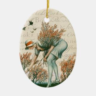 a ceramic ornament
