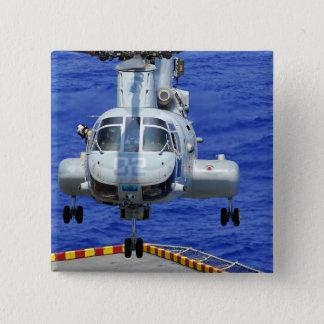 A CH-46E Sea Knight helicopter Button