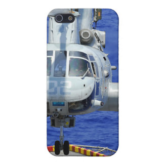 A CH-46E Sea Knight helicopter Case For iPhone SE/5/5s