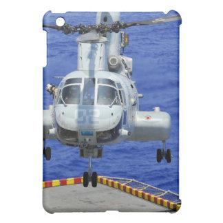 A CH-46E Sea Knight helicopter Case For The iPad Mini