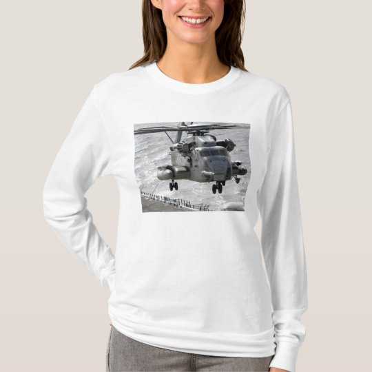 A CH-53E Super Stallion helicopter T-Shirt