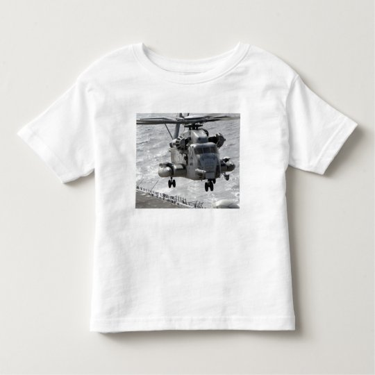 A CH-53E Super Stallion helicopter Toddler T-shirt