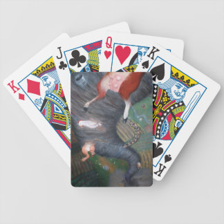 A Change of Circumstances Playing Cards