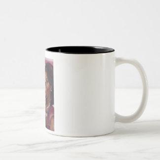 A change Two-Tone coffee mug