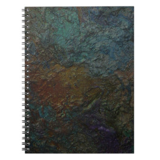 A CHAOS of COLOR Spiral Notebook